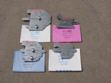 供应HJC-60焊接检验尺