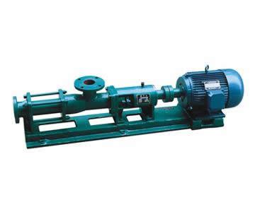 海口螺杆泵