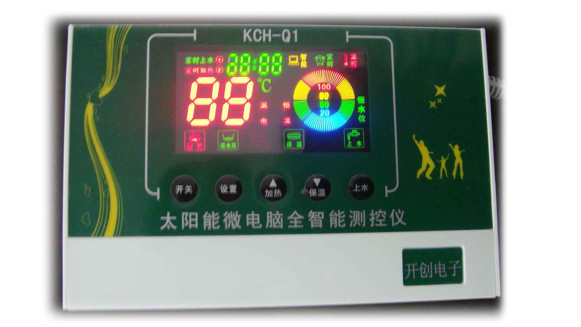 太阳能智能控制仪图片