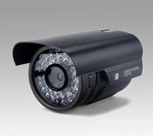 供应红外防水摄像机 监控摄像枪
