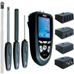 差压风速温度湿度测量仪图片/差压风速温度湿度测量仪样板图
