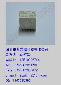 继电器FTR-B4GA012Z图片/继电器FTR-B4GA012Z样板图