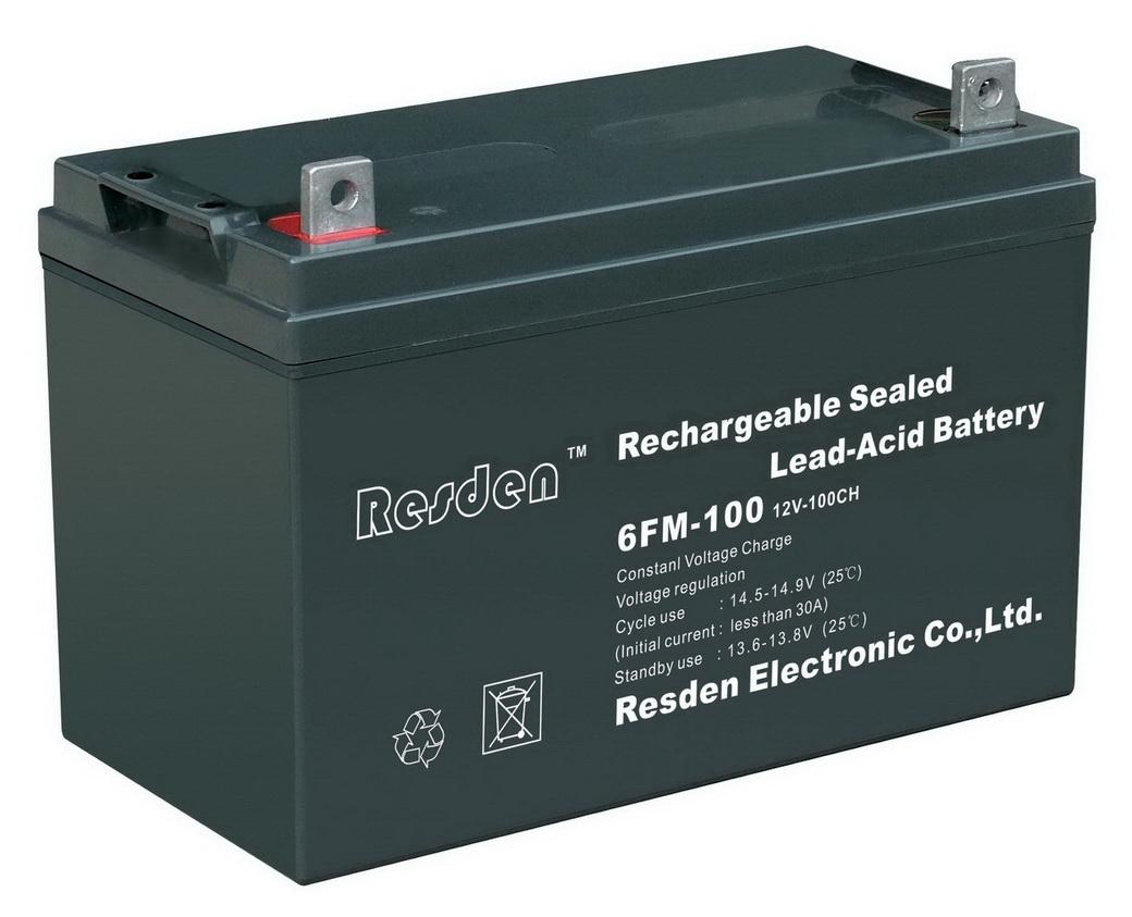 雷斯顿阀控式铅酸蓄电池4报价