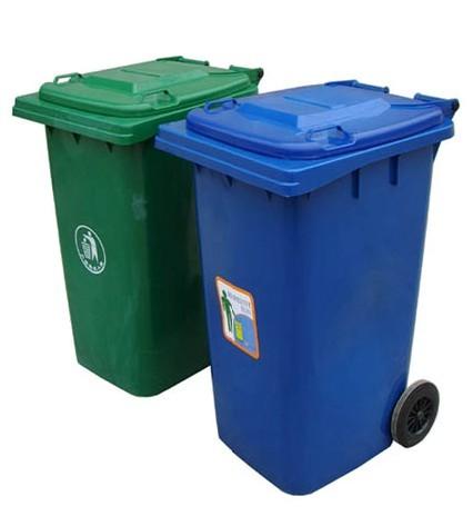 供應嗚呼好特塑料垃圾桶圖片