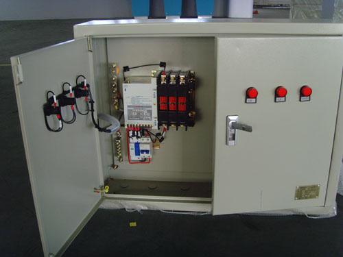 双电源自动切换箱图片