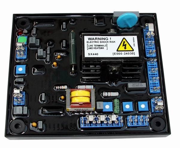 供应发电机调压板sx440