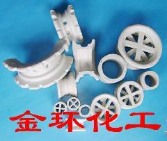供应瓷环填料,陶瓷阶梯环,拉西环,鲍尔环、陶瓷十字环图片