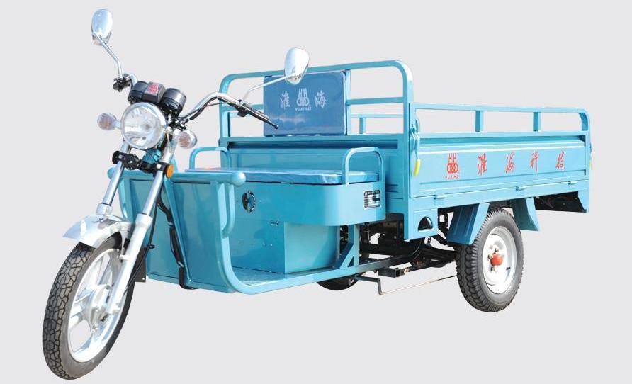淮海电动三轮车图片
