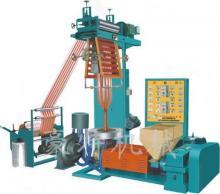供应双色彩条吹膜机、吹膜机、吹膜设备