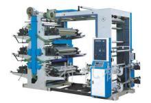 供应六色凸版印刷机、印刷机、塑料印刷机