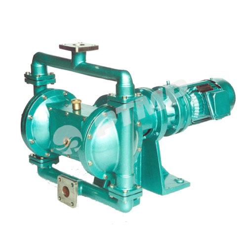 DBY型电动隔膜泵第二代图片/DBY型电动隔膜泵第二代样板图