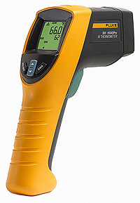 供应红外与接触式测温仪