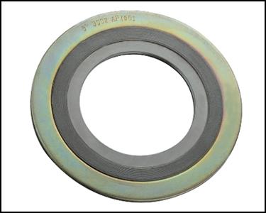 带内外环金属缠绕垫片图片/带内外环金属缠绕垫片样板图