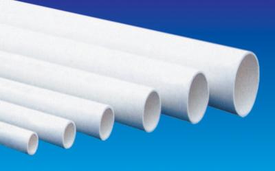江苏江阴PVC U排水管材生产供应商 供应PVC U排水管材
