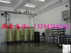 长春哈尔滨内蒙古电子精细化工电镀食品塑胶纯水设备反渗透设备图片