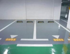 西安专业停车场划线、西安停车场设施、西安停车场收费系统