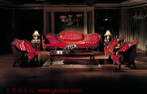 【欧式风格沙发-欧式沙发品牌图片大全】欧式风格