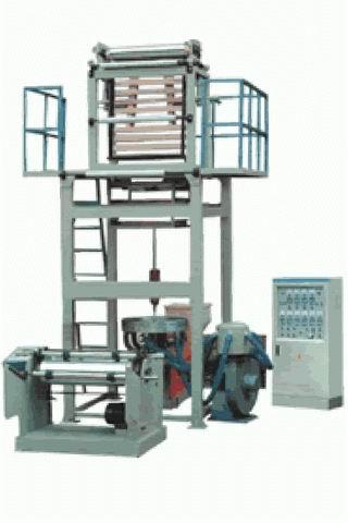 供应四川吹膜机PP吹膜机PE吹膜机成都吹膜机图片