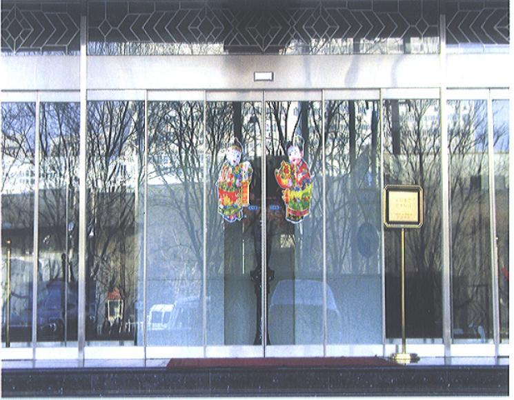 西安专业玻璃门加工
