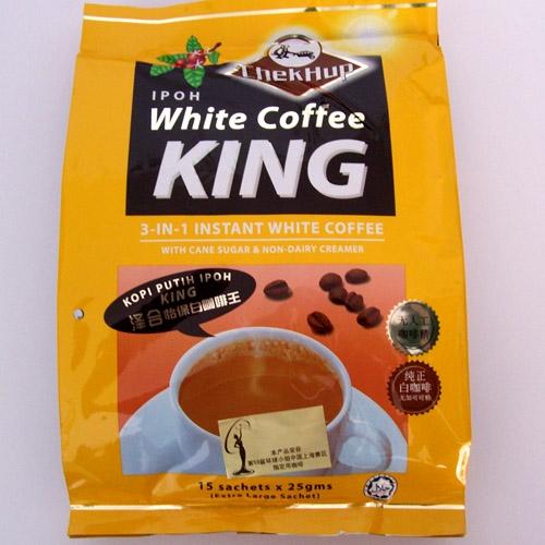 供应马来西亚泽合怡保白咖啡王三合一