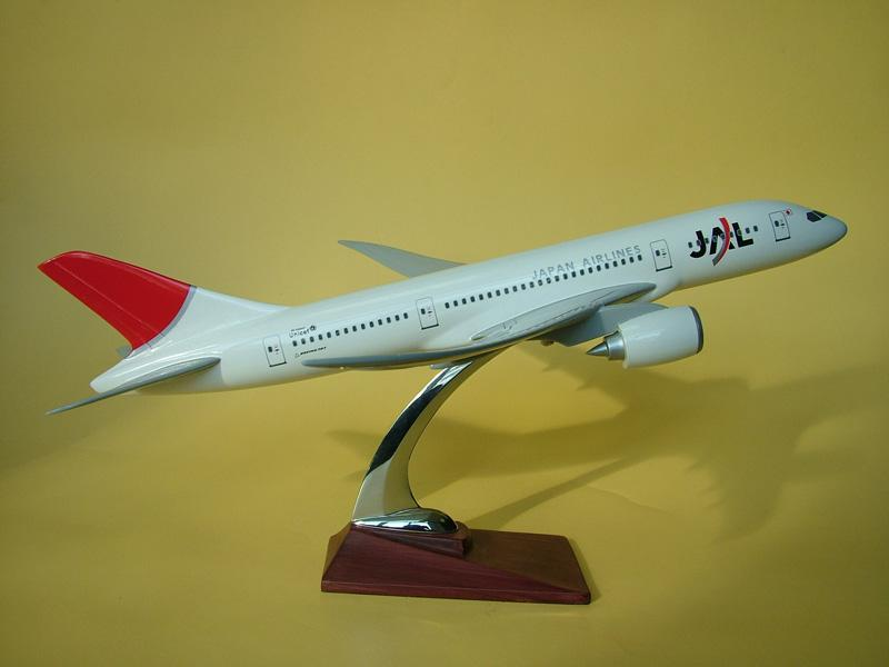 b787日航飞机模型图片
