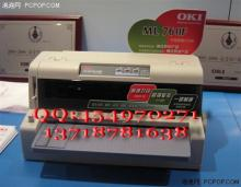 供应二手OKI760F打印机专卖(国标24针)二手税控发票打印机
