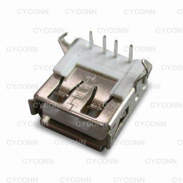 连接器_连接器供货商_供应电路板usb连接器