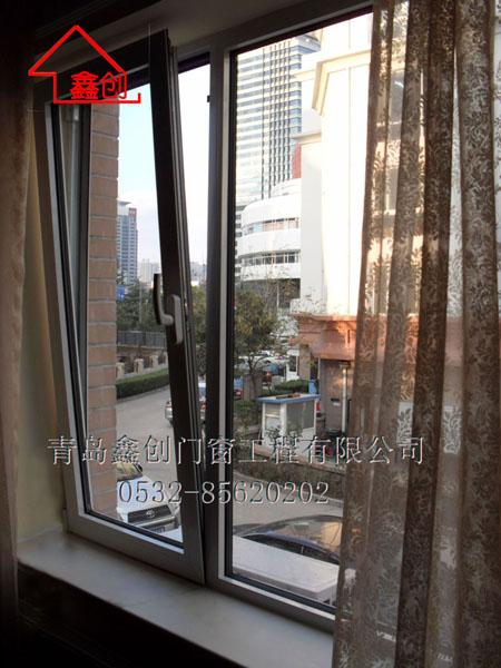 断桥隔热铝合金内平开上悬窗图片/断桥隔热铝合金内平开上悬窗样板图 (1)