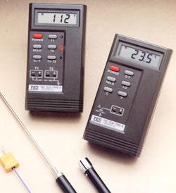 TES-1310数字式温度表图片
