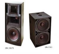 美国EV三路全频音响QRX153