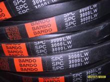 供应BANDO三角带