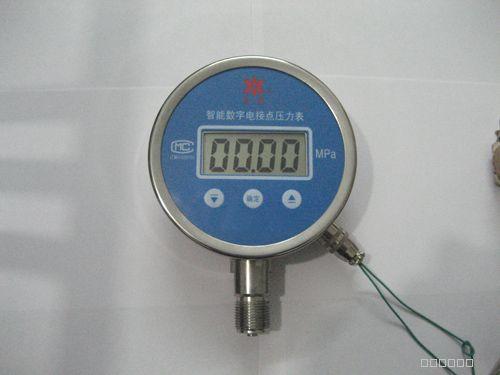 syx-100数字电接点压力表