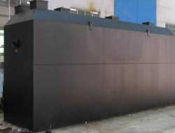 供应地埋式生活污水处理设备批发