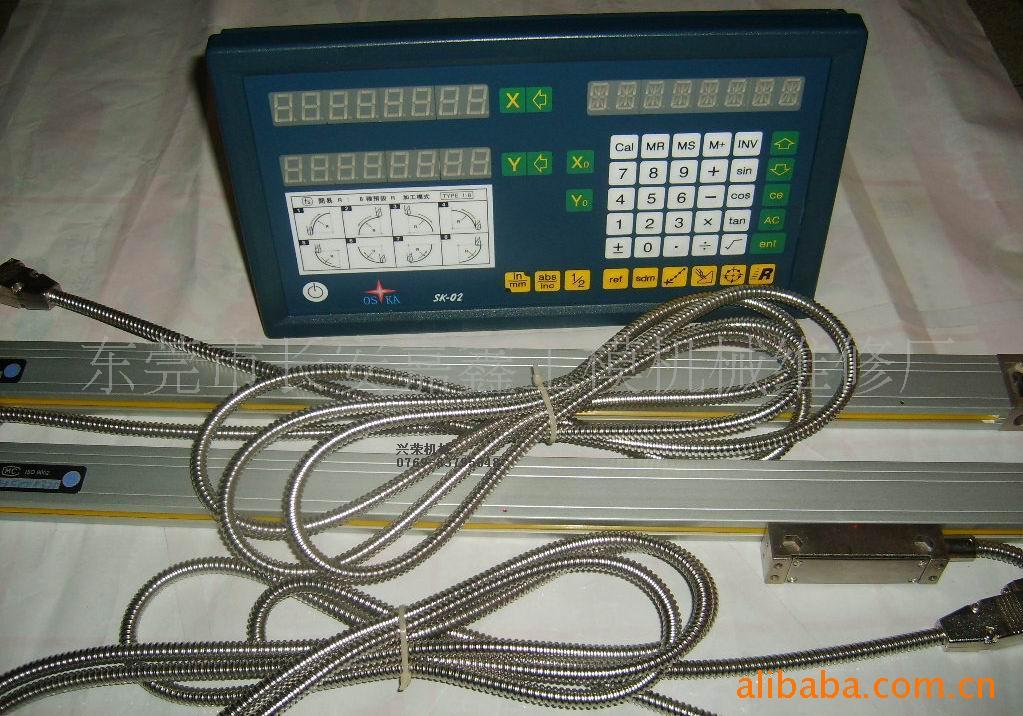镗床专用数显电子尺,锣床专用电子尺,;电子尺,数显尺,光栅尺,数显表