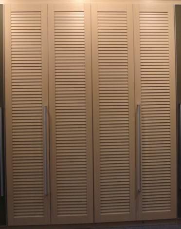 欧式实木百叶门窗屏风隔断图片|欧式实木百叶门窗