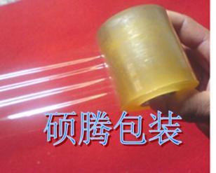 高透明PVC线绕膜图片