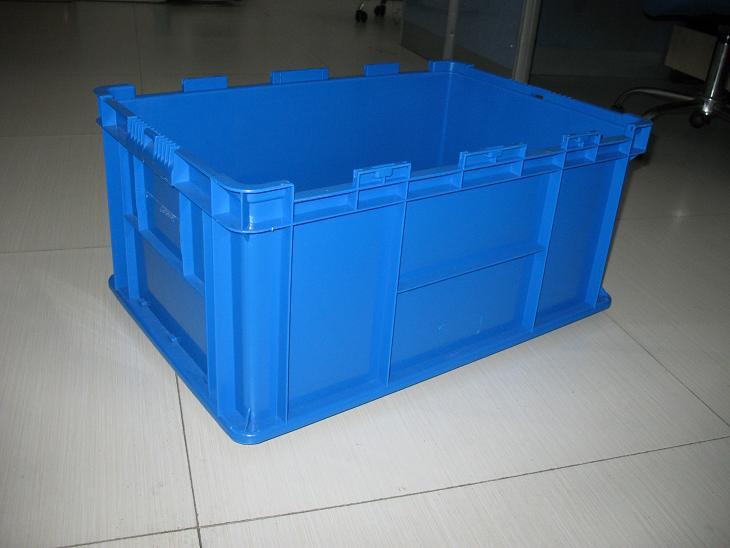 通用汽车D型塑料周转箱图片/通用汽车D型塑料周转箱样板图