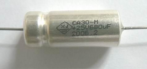 非固体钽电解